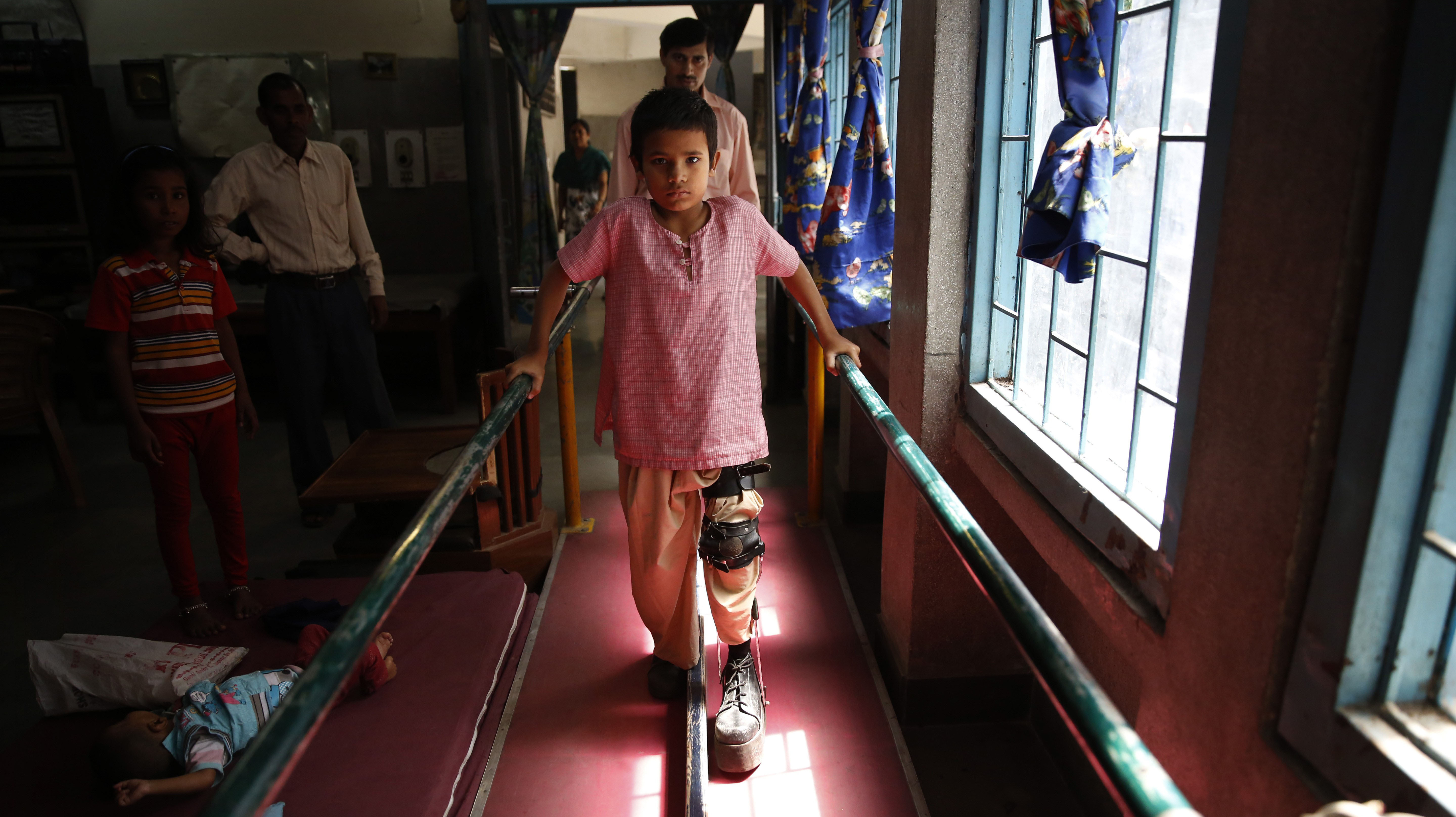 Southeast Asia Free Of Polio As India Declares Health Victory