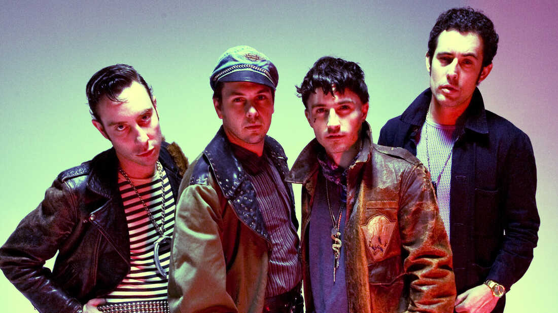 'We Like Struggle': Black Lips On The Will To Entertain