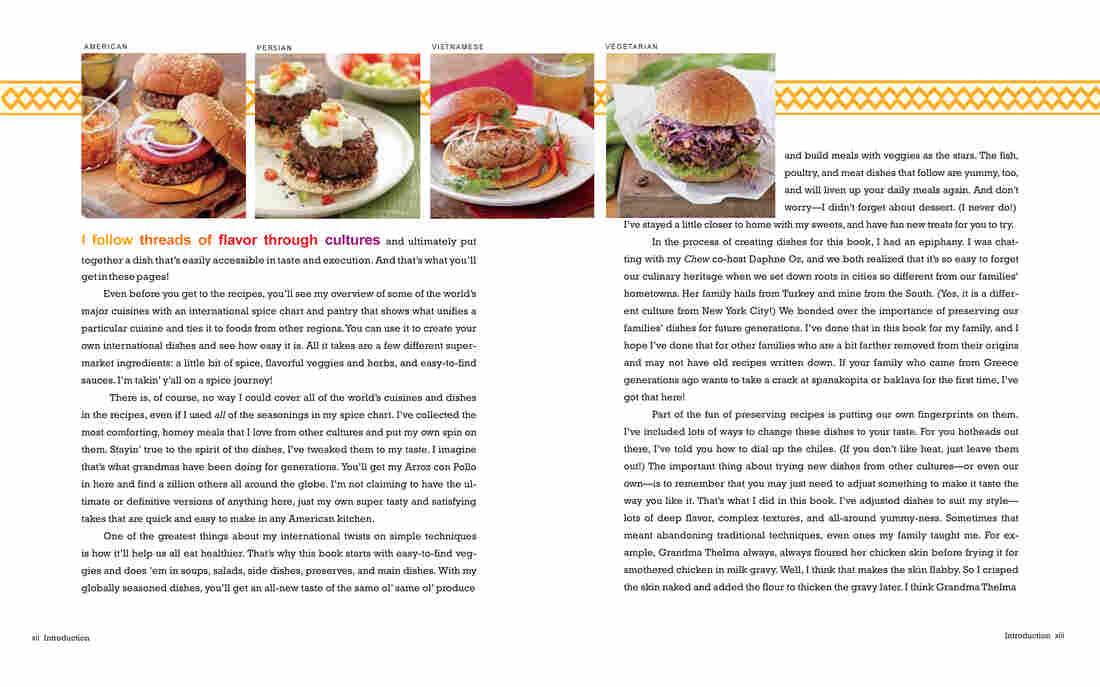 Carla's Comfort Foods intro