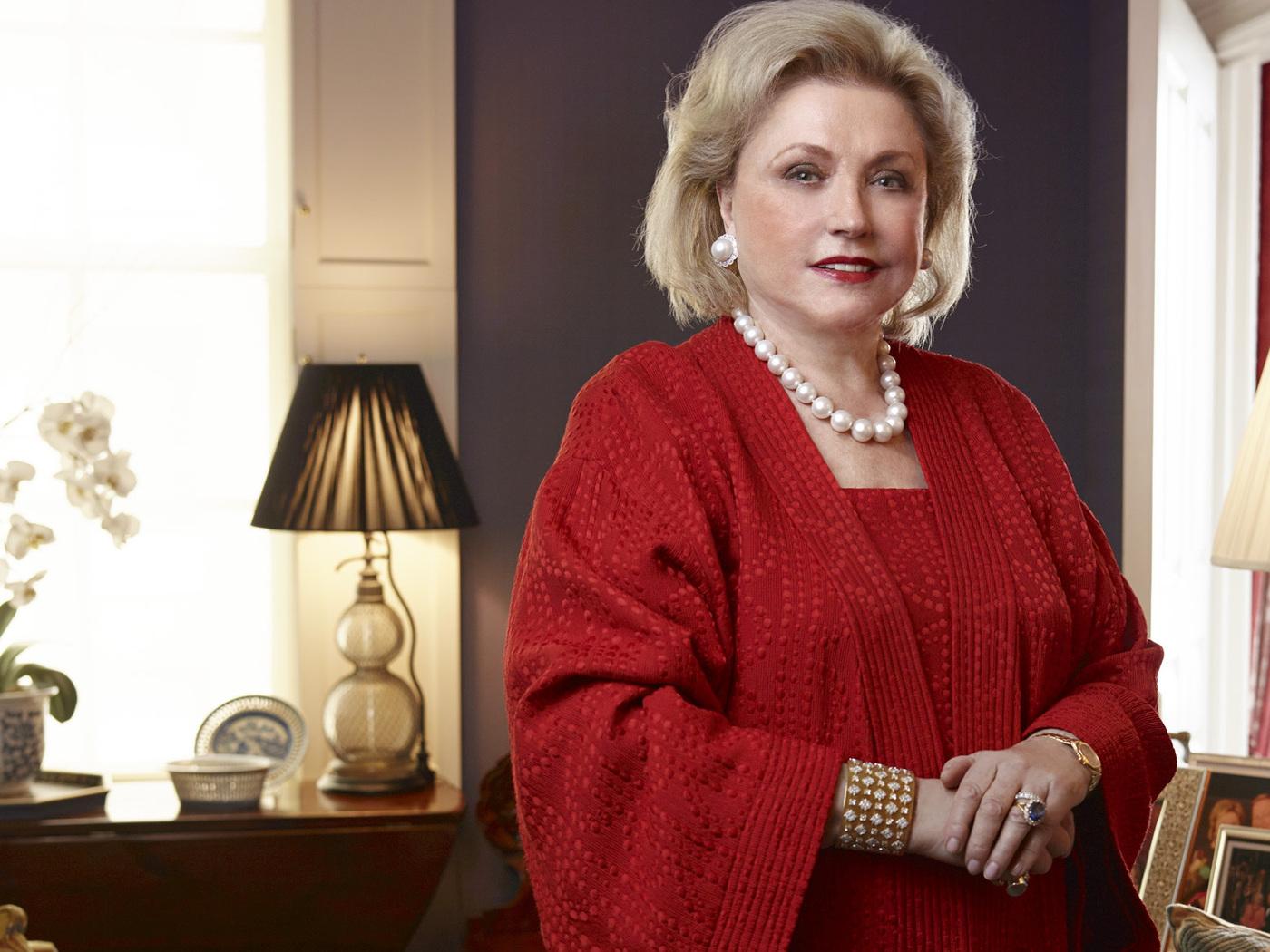 Interview Barbara Taylor Bradford Author Of Cavendon