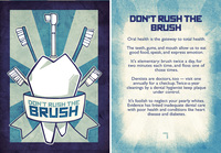 Don't Rush The Brush