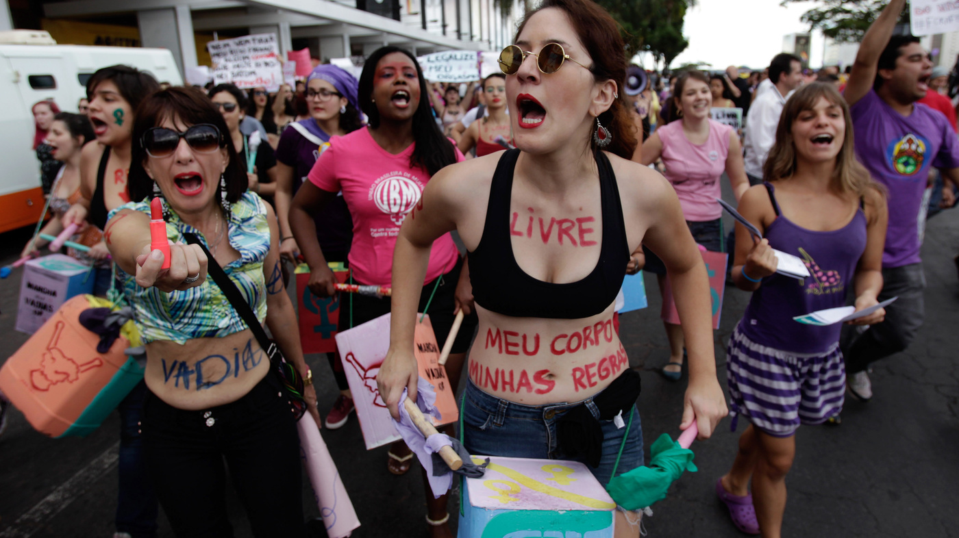 a few more thoughts on sexism in latin america parallels npr