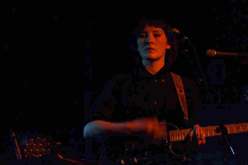 Cate Le Bon at the Black Cat in Washington, D.C.