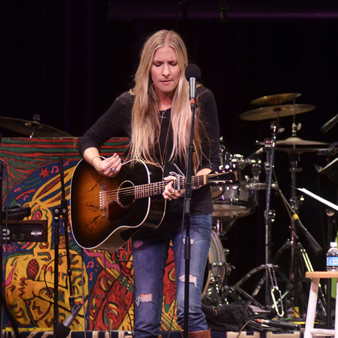 Holly Williams.