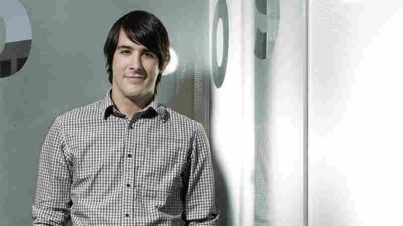 J.G. Quintel is the creator of Regular Show and the voice of one of its main characters, Mordecai.