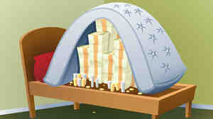 Will your money end up under the mattress or in stocks?