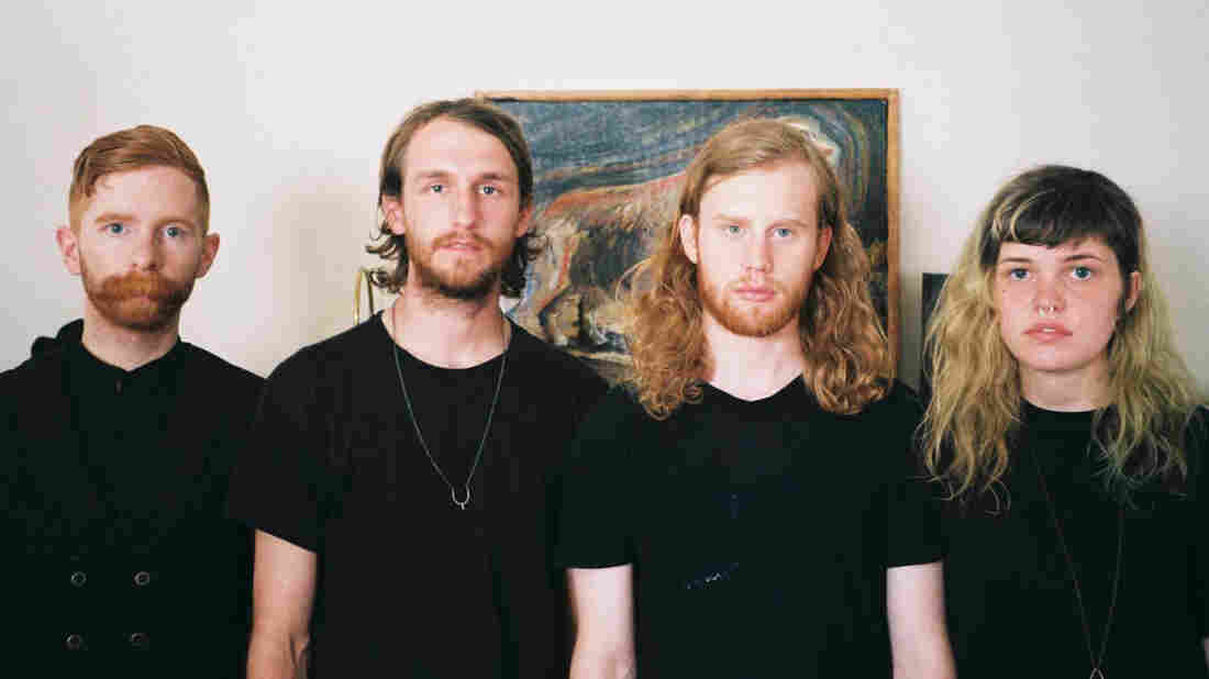 Saintseneca's latest album is called Dark Arc.