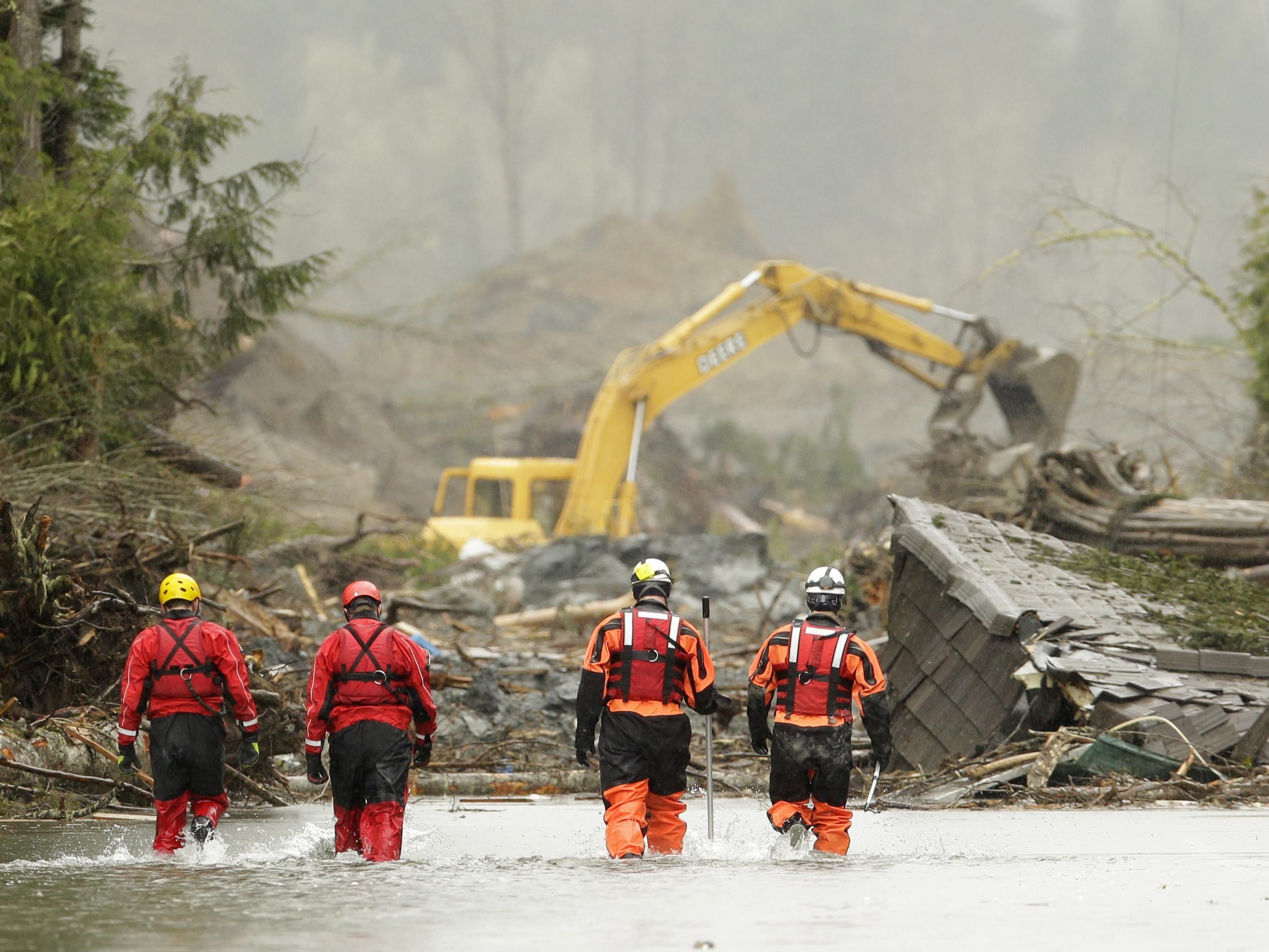 Death Toll From Mudslide 'Will Only Increase'