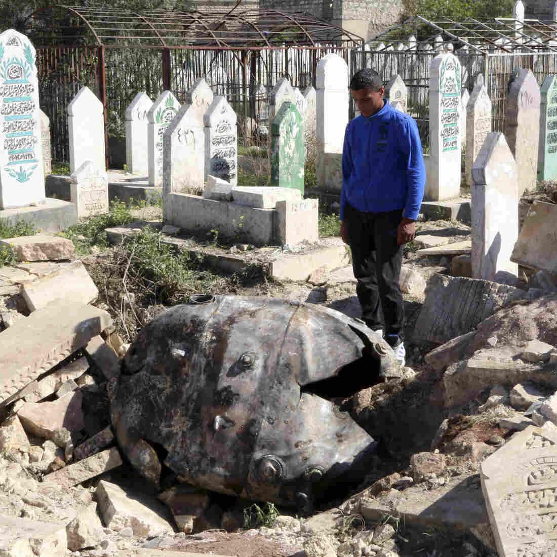 Iranians Begin To Feel The Heavy Burden Of Syria's War