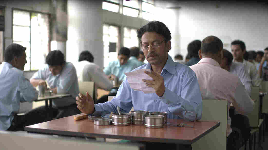 Saajan Fernandes (Irrfan Khan) is a widower whose correspondence comes in an unlikely package — a lunchbox.