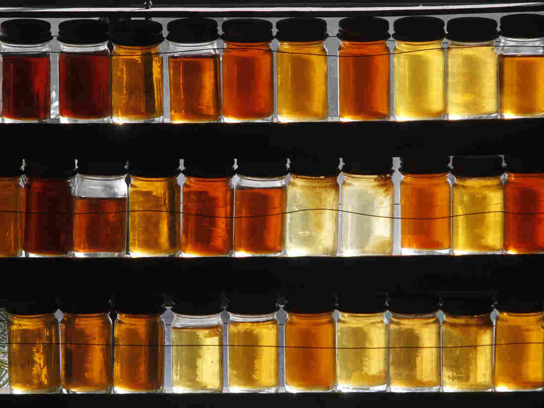 Vermont has dropped the old system of grading of maple syrup in favor of a new plan that names both color and flavor.