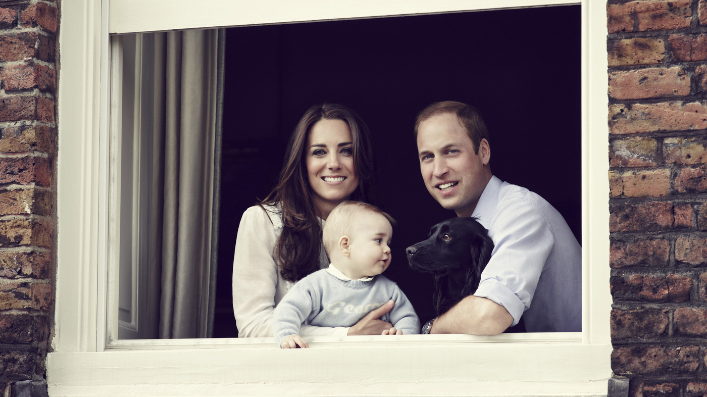 New Photo Of Prince George Pleases The Internet