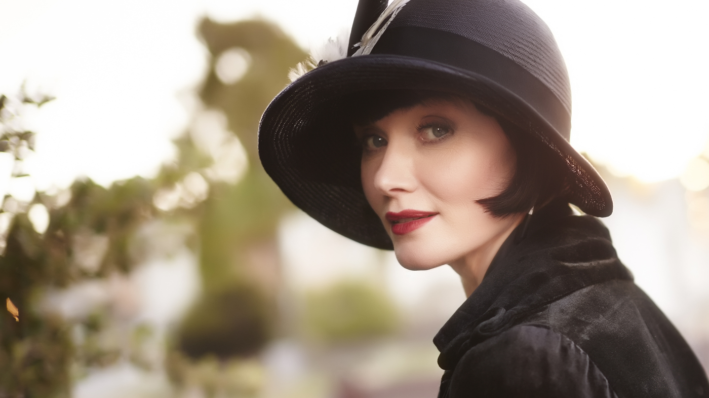 Essie Davis: On Playing A Sexually Liberated 'Superhero' Without