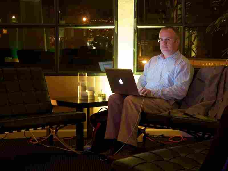 Mozilla's new CEO, Brendan Eich, pictured in 2009.