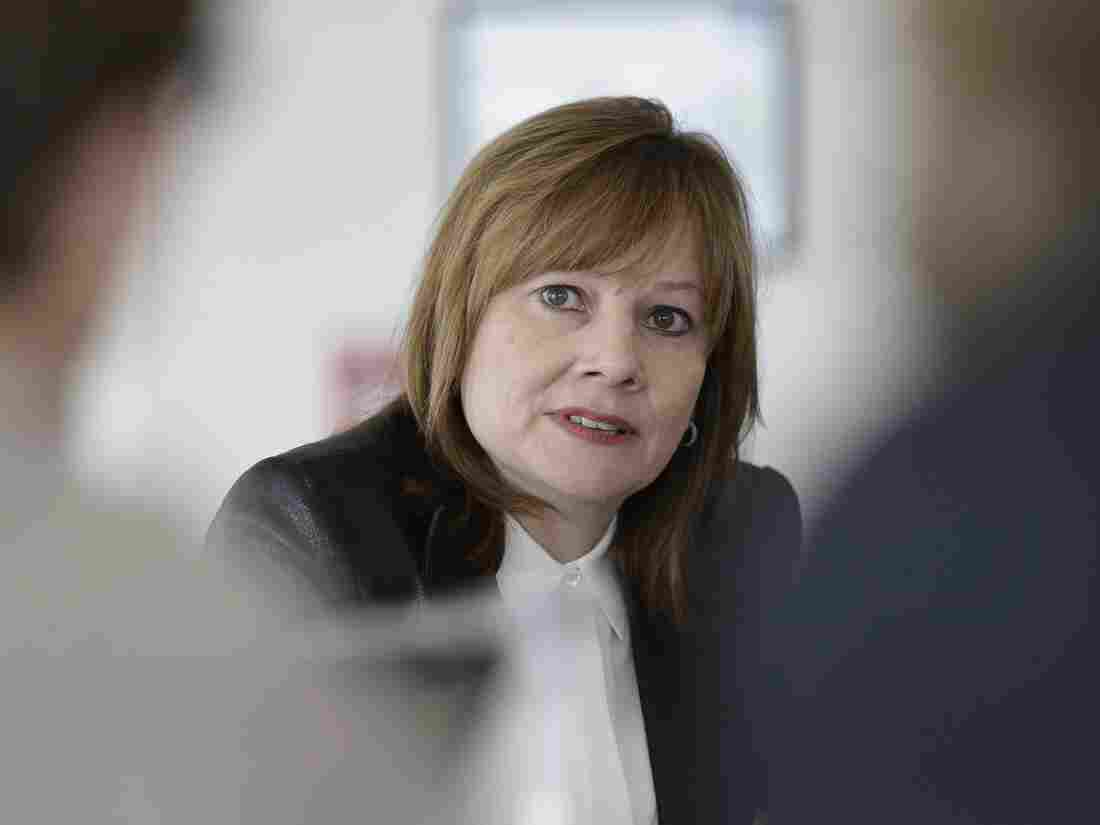 Mary Barra, who became the CEO of General Motors in January 2014, is facing questions over how the company handled the ignition switch problem.