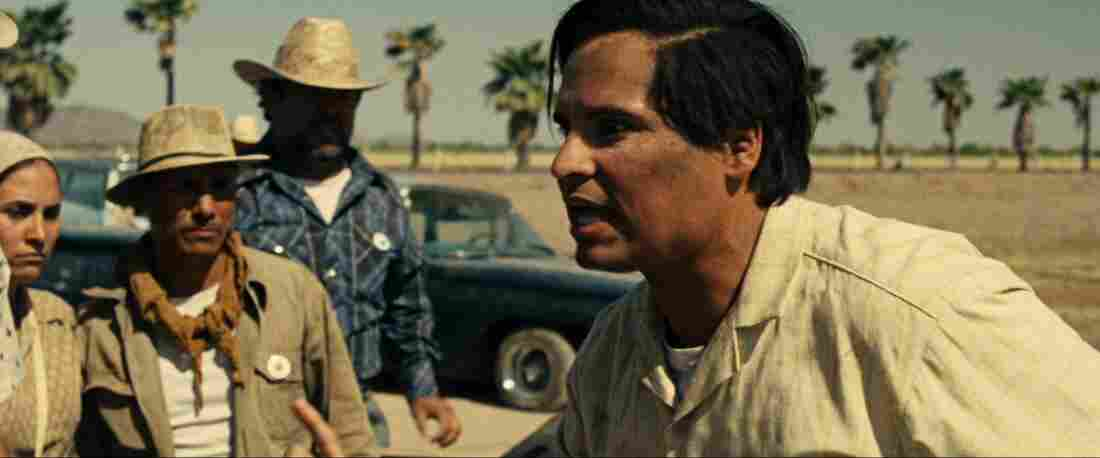 Cesar Chavez pulled in $3 million at the box office last weekend and did noticeably better in areas where the farmworkers advocate was most active.