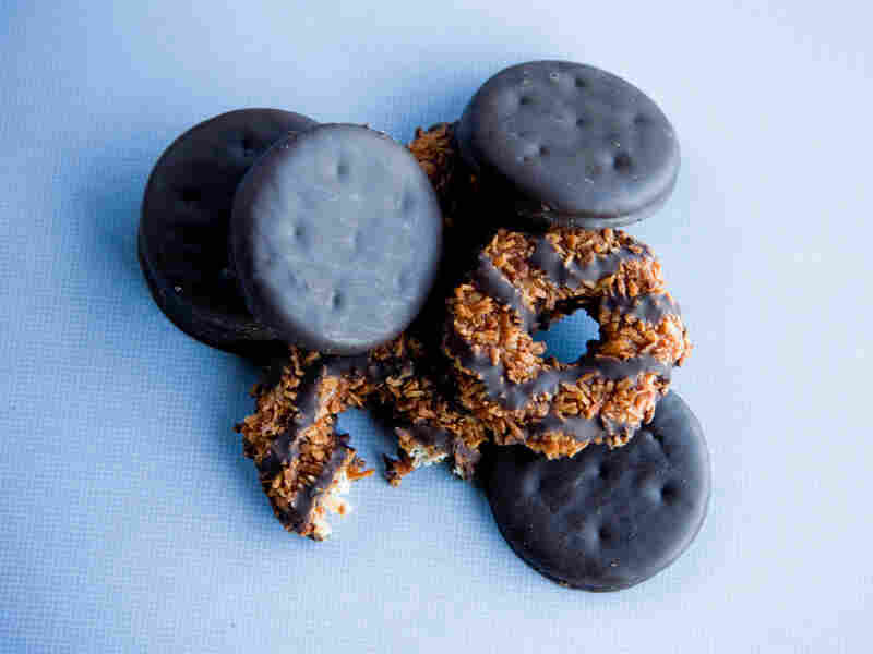 Could you possibly eat just one Thin Mint or Samoa?