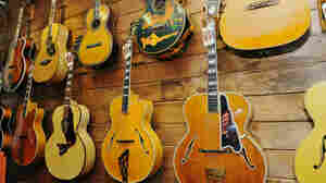 On The Auction Block: The Stradivarius Of Guitars