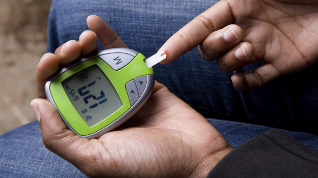About 23 million adults have Type 2 diabetes, and most of them are overweight or obese.