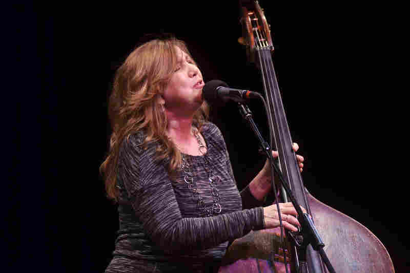 Raines has won a number of awards for her talent, including the IBMA Bass Player of the Year award.