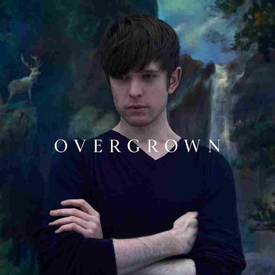 James Blake has a sound that draws on the past, but also points to the future. His most recent album is called Overgrown.