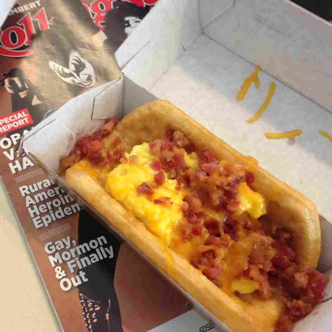 Sandwich Monday: The Waffle Taco From Taco Bell
