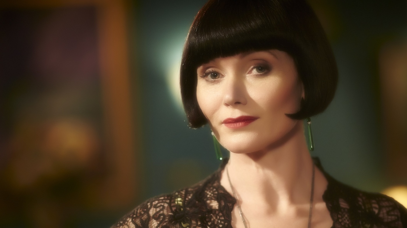Essie Davis: On Playing A Sexually Liberated 'Superhero' Without Apology
