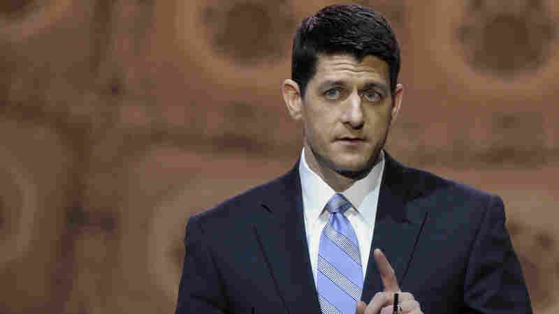 House Budget Committee Chairman Rep. Paul Ryan, R-Wis., speaks at the Conservative Political Action Committee on March 6.