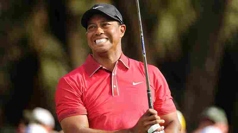 Tiger Woods last month at the WGC-Cadillac Championship in Doral, Fla. His back has been hurting him.