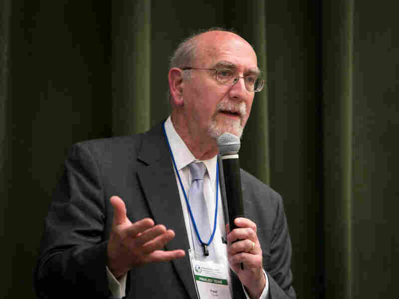 More and more older adults are becoming entrepreneurs instead of retiring, like Paul Tasner of Pulpworks, who spoke at the 2013 Global Social Venture Competition in California.