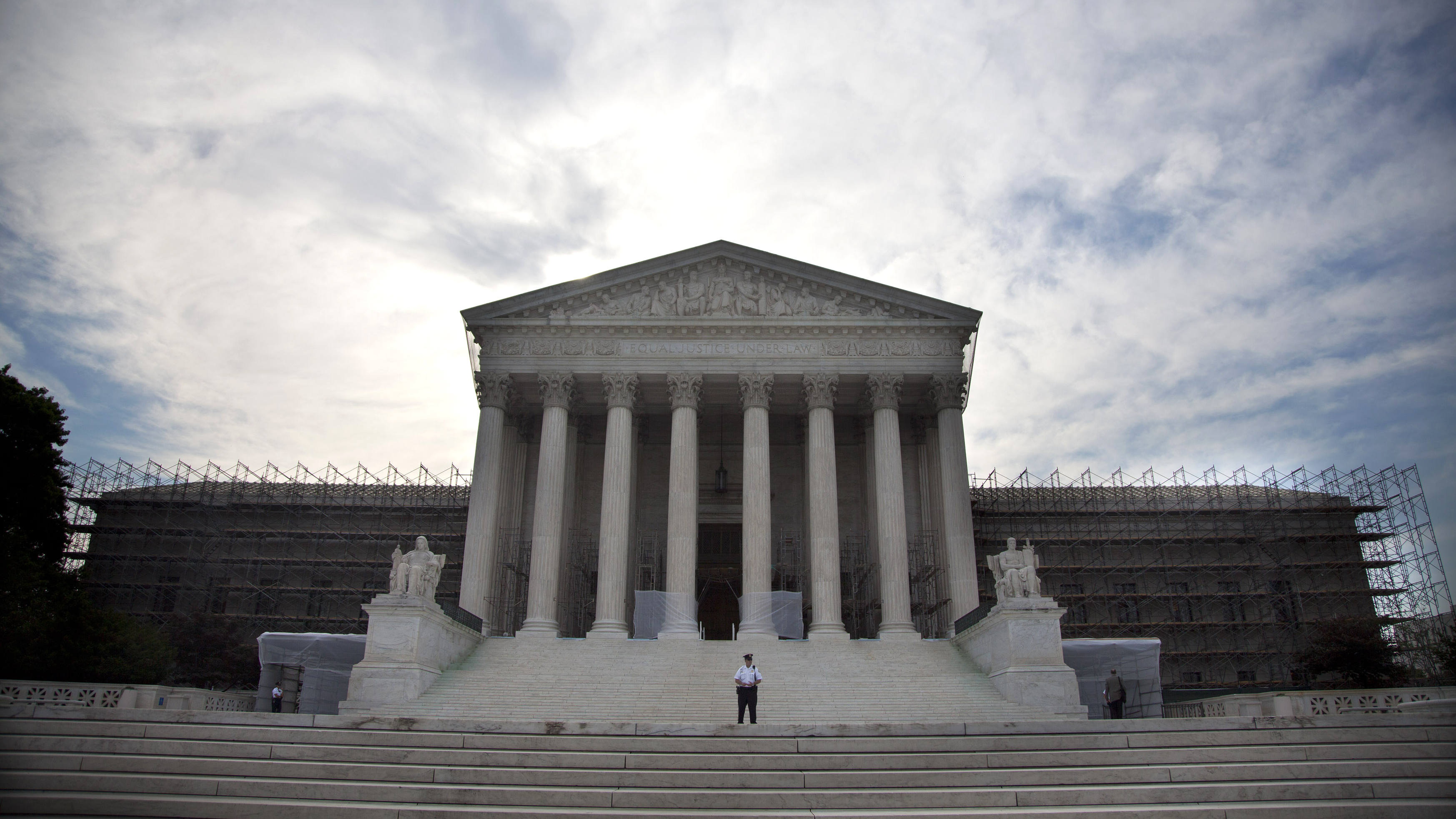 Supreme Court Strikes Down Pillar Of Campaign Finance Limits