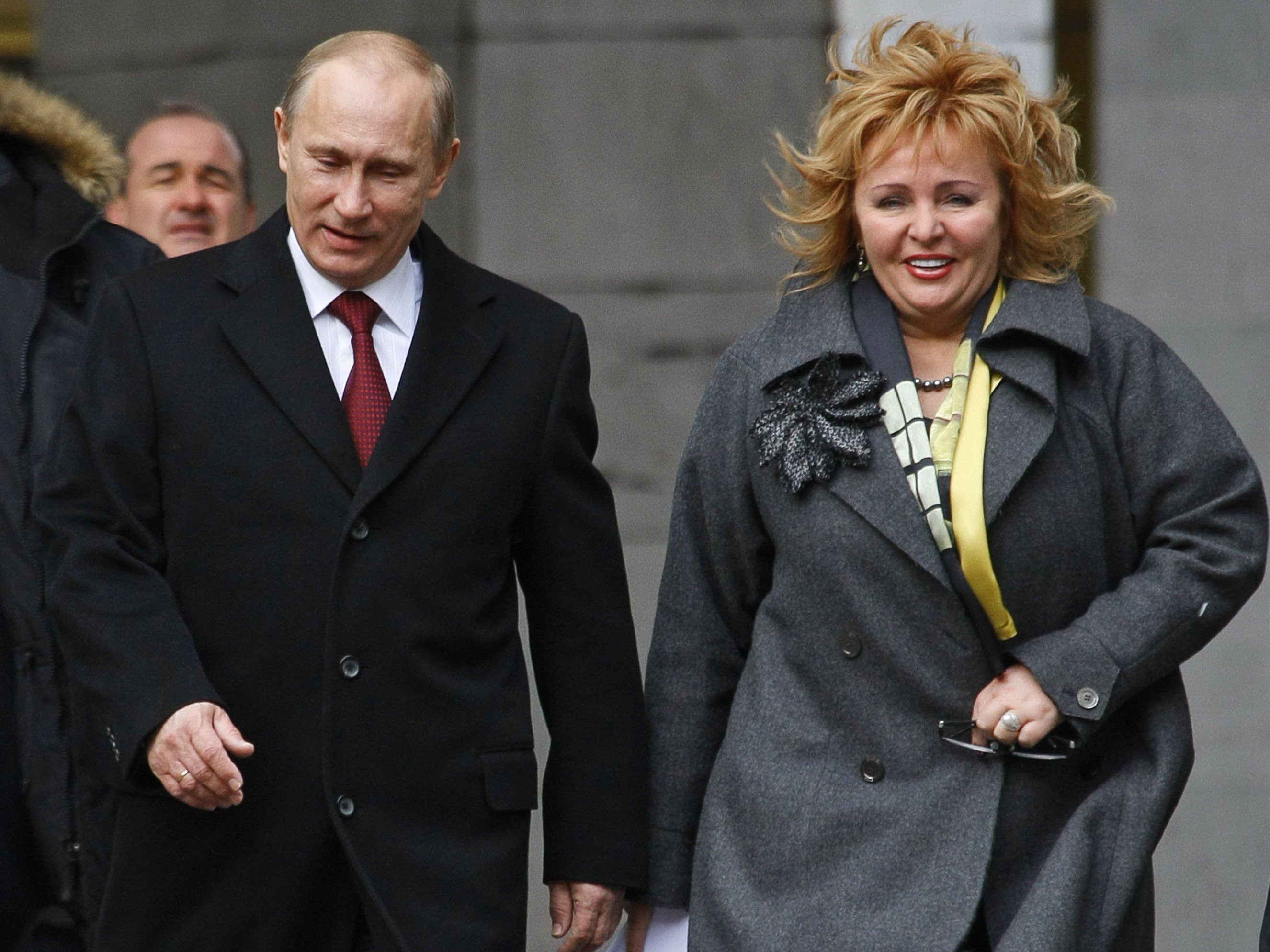 Putin Divorce Final Ex Wife Expunged From Kremlin Bio The Two Way Npr