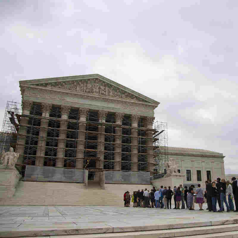 Supreme Court Strikes Down Overall Limits On Political Contributions