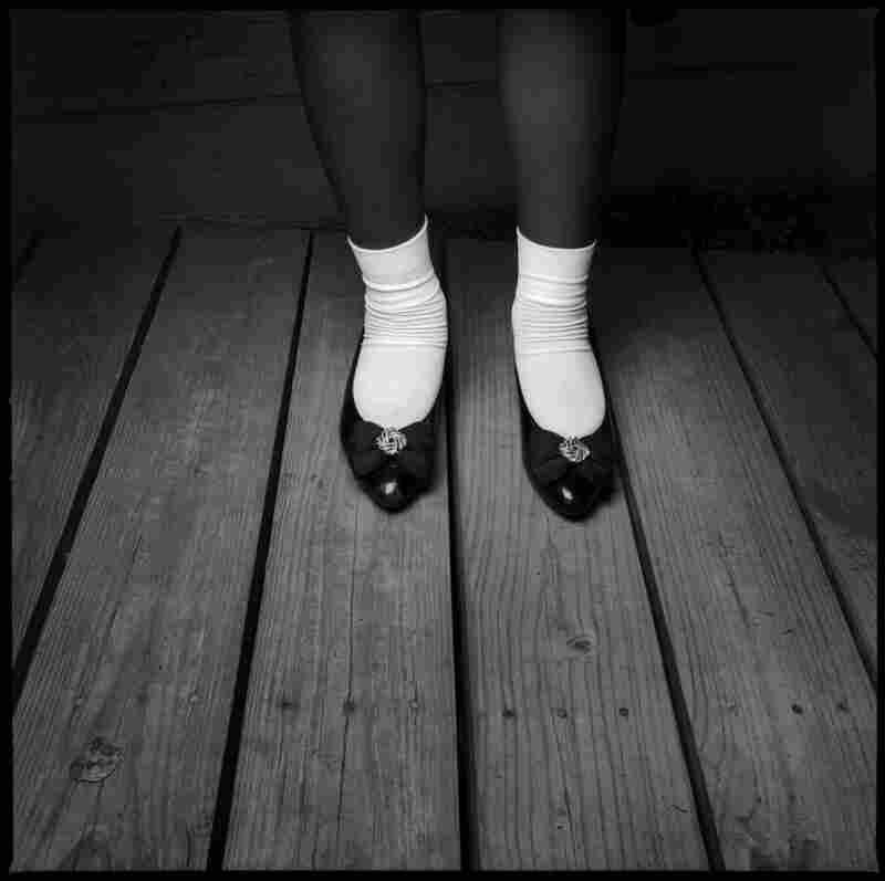 """Demitria's Shoes"""