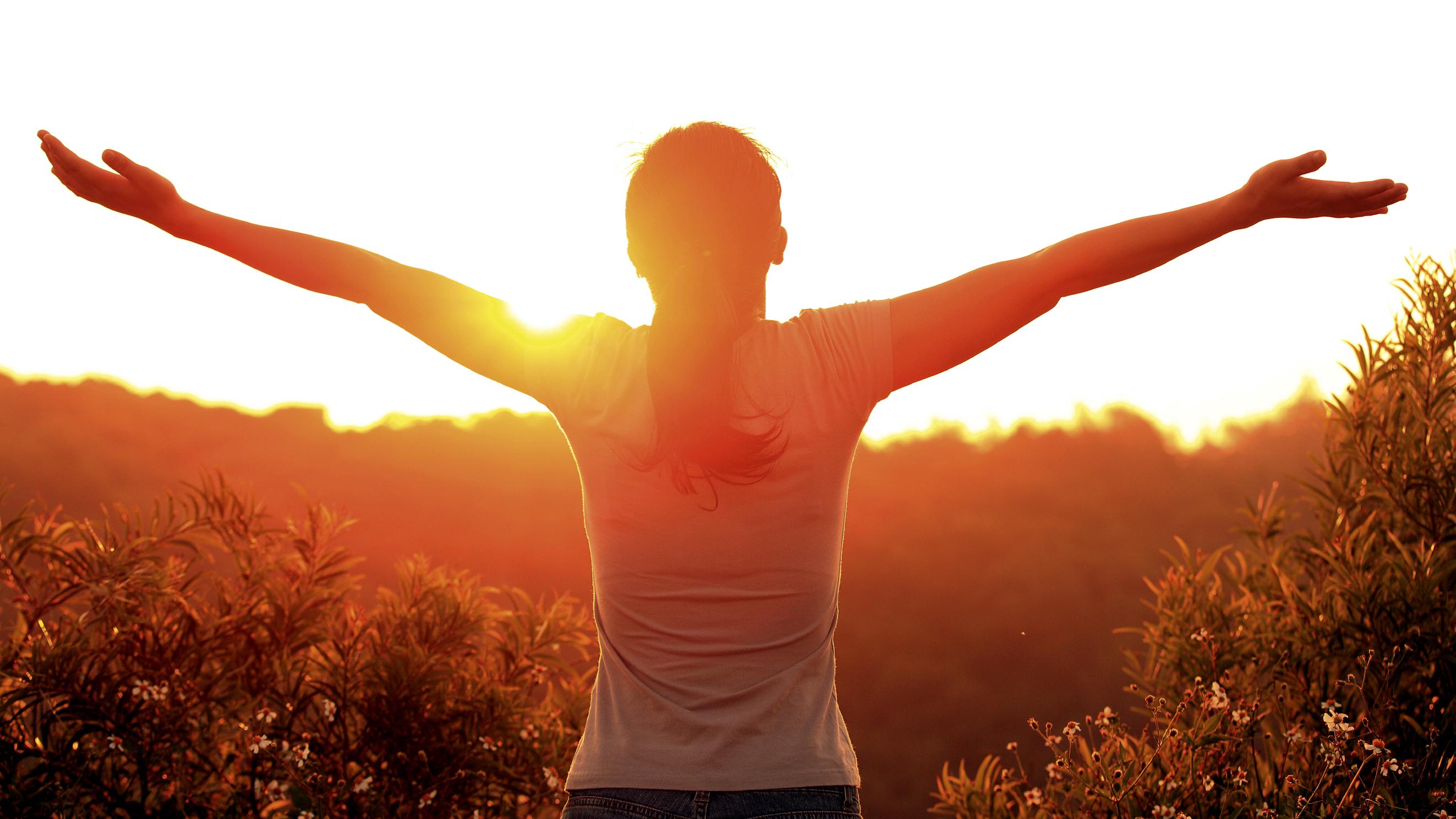 Good Day Sunshine Could Morning Light Help Keep Us Lean Shots Health News Npr