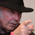 Neil Young in conversation with NPR's Bob Boilen.
