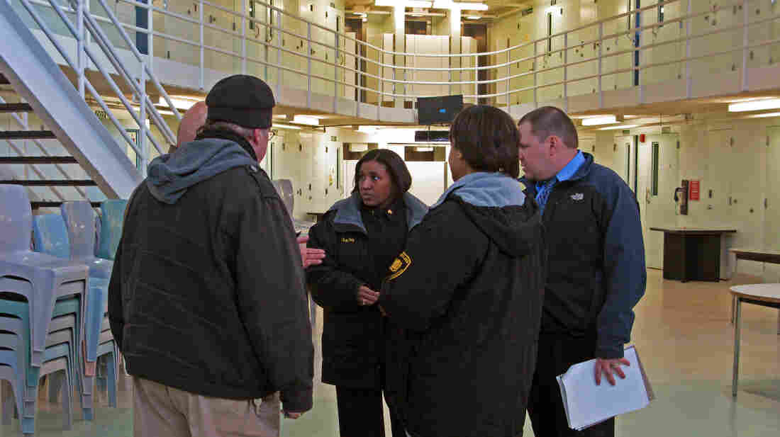 The Prison Rape Elimination Act standards are now taking effect in many states. Three auditors recently questioned staffers at the Maryland Correctional Institution for Women in a practice inspection.