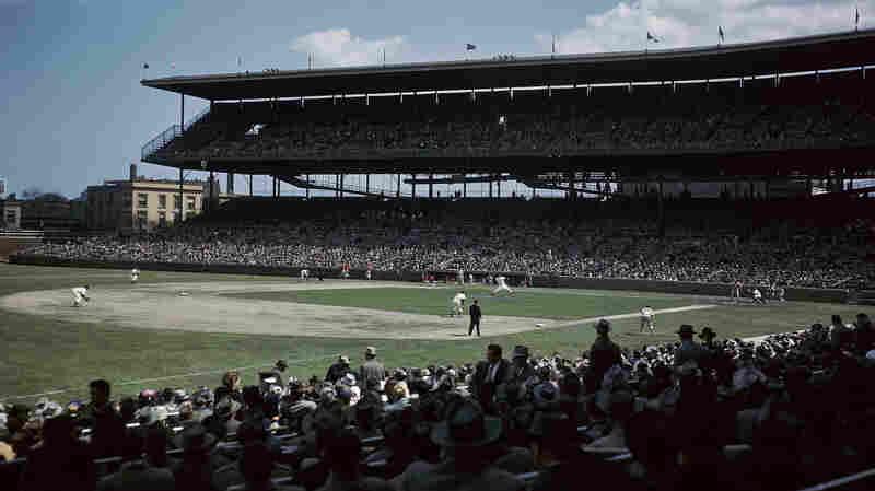 Chicago Celebrates A Century Of Baseball At Wrigley Field