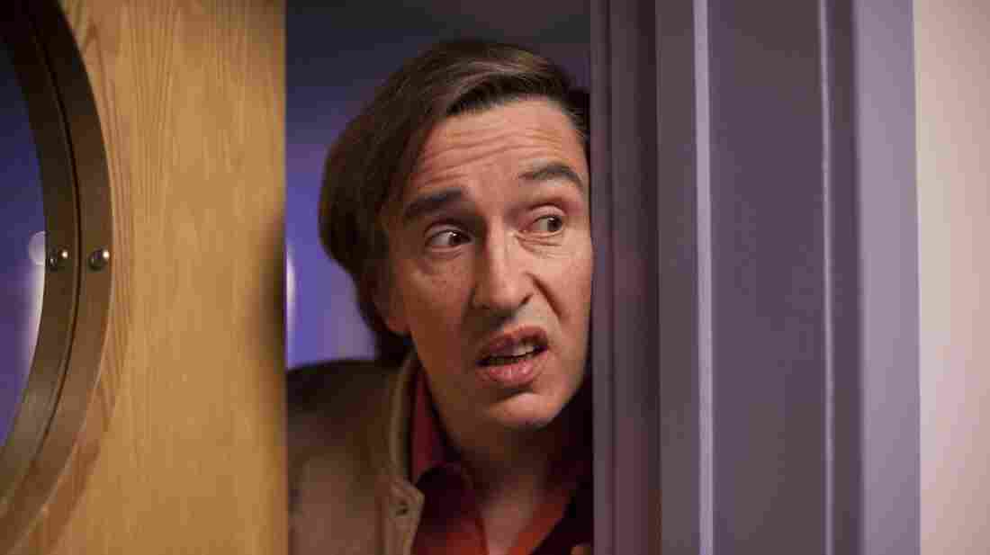 Steve Coogan brings his Alan Partridge character — a conceited, petty, utterly inept broadcast blowhard who once killed a guest on live TV — to the big screen in Alan Partridge.