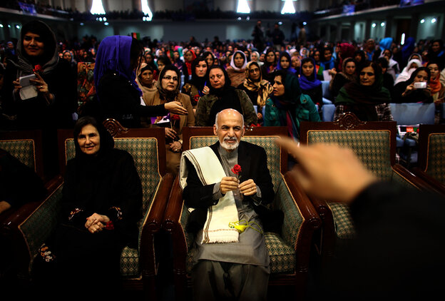 Presidential candidate Ashraf Ghani, a former finance minister, is a leading contender in Saturday's vote. President Hamid Karzai is stepping down, and the country is poised to have its first-ever democratic transition of power.