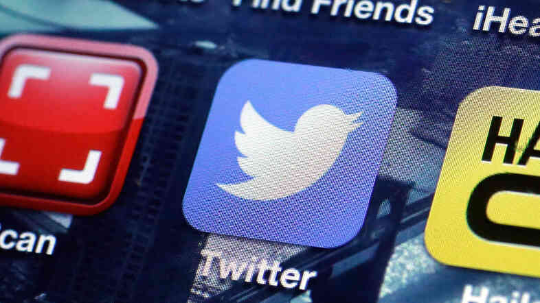 A Twitter app on an iPhone screen. Turkey banned the social media service for two weeks, but a court has now ordered the ban lifted on constitutional grounds.