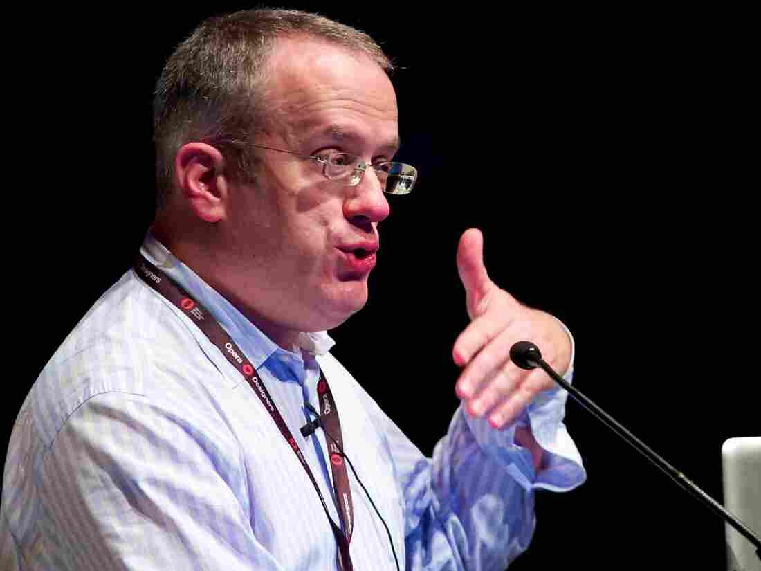 Mozilla co-founder Brendan Eich in 2010.