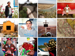 "Photos from the ""Borderland"" series: 12 short stories about life on the U.S.-Mexico border"