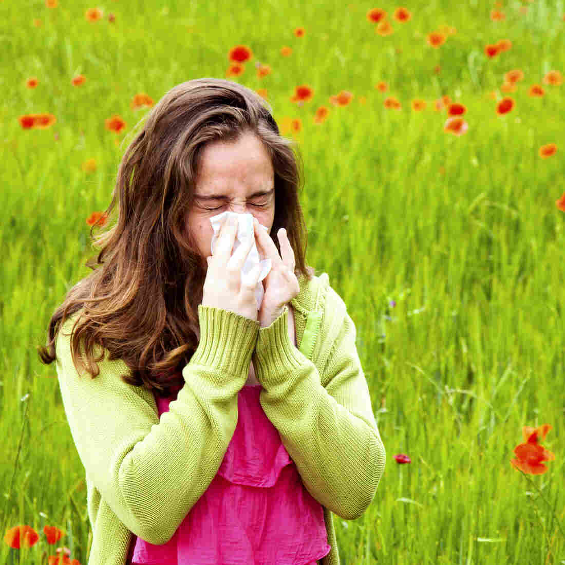 A Pill For Grass Allergies May Replace Shots For Some