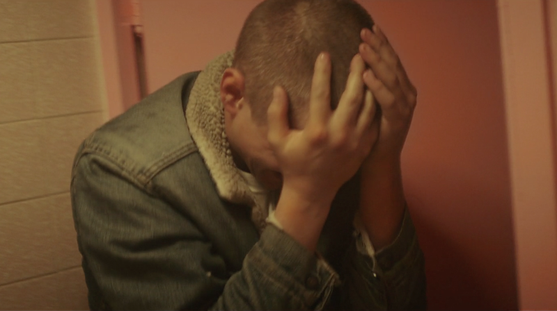 """Video for James Vincent McMorrow's """"Cavalier."""""""