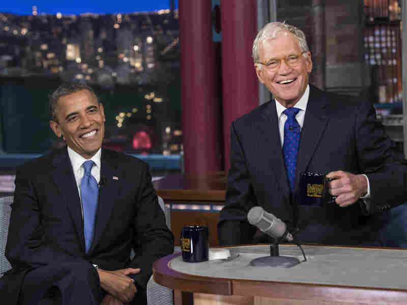 We might have diversity in the White House, but our late night show hosts are still predominantly white.