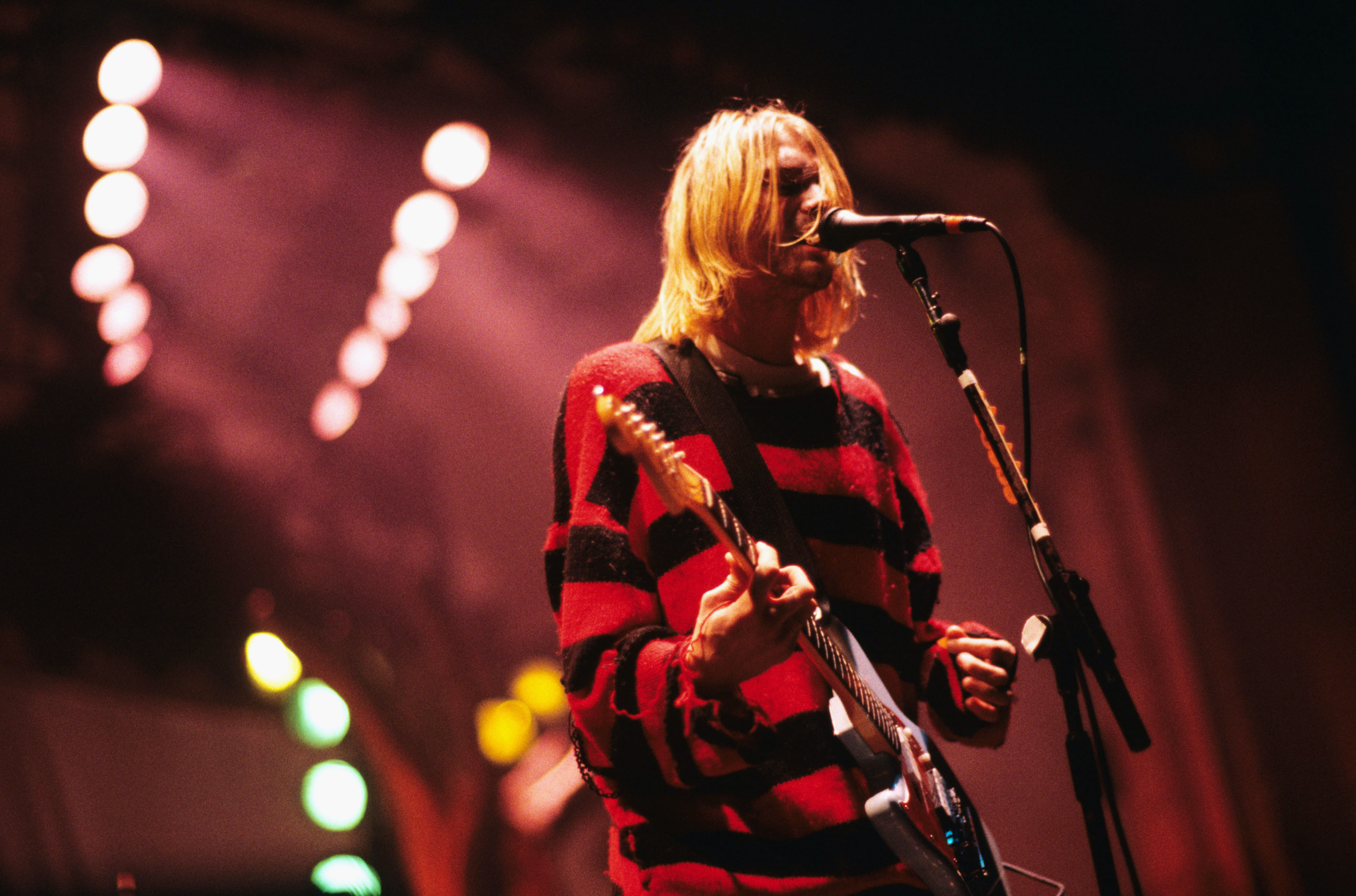 We've Never Stopped Thinking About Kurt Cobain