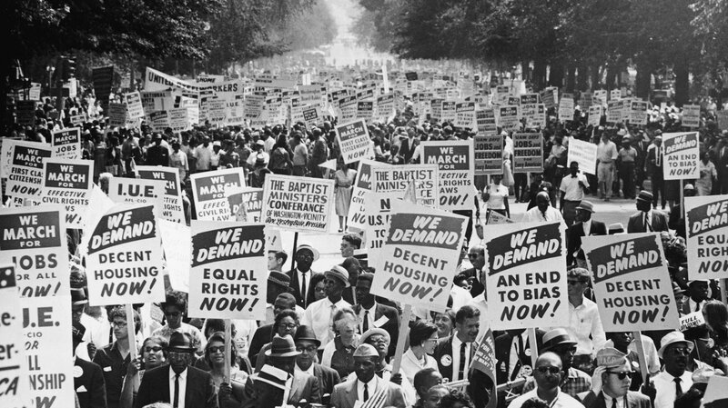 The Politics Of Passing 1964's Civil Rights Act : NPR
