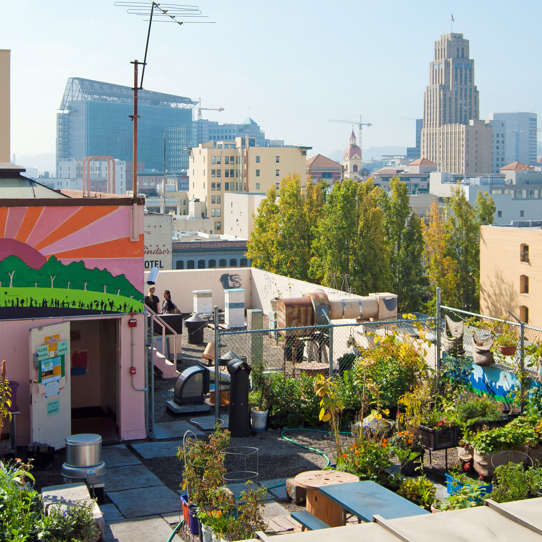 Tax Breaks May Turn San Francisco's Vacant Lots Into Urban
