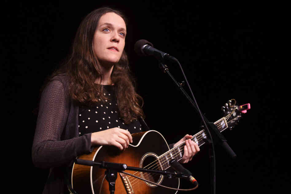 Lucy Wainwright Roche is the daughter of folk-music royalty, Loudon Wainwright III and Suzzy Roche.